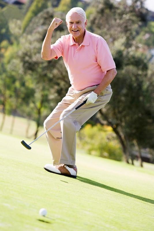 Healthy Aging Golf