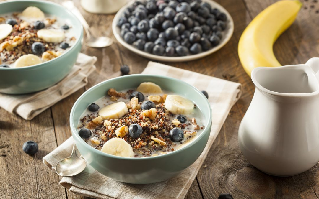 Back to School Breakfast Tips