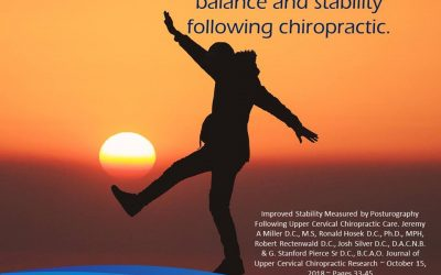 Balance, Stability & Chiropractic