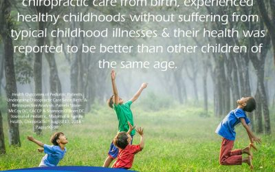 Children, Wellness &Chiropractic