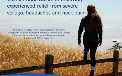 Vertigo & Chiropractic