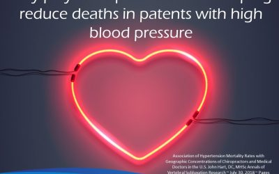 High Blood Pressure & Chiropractic