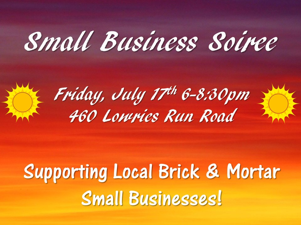 Small Business Soiree