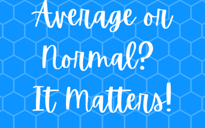 Average or Normal? It Matters!
